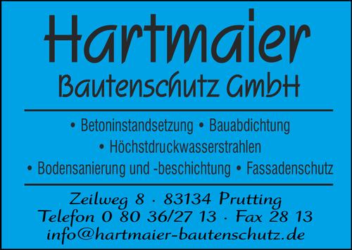 Hartmaier Bautenschutz GmbH