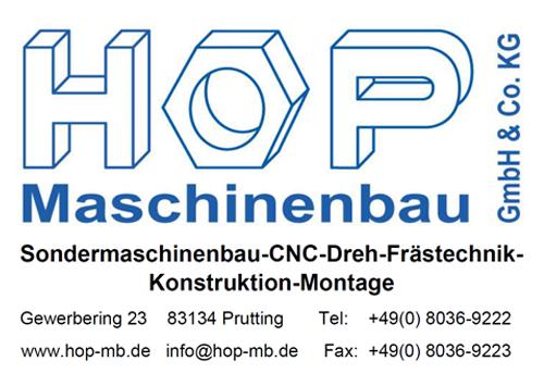 HOP Maschinenbau GmbH