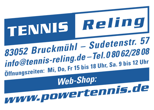 Tennis Service Reling